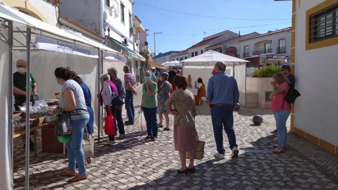 Aljustrel volta a receber Mercado de Produtores e Artesãos do concelho