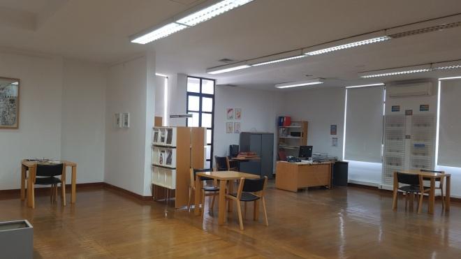 Biblioteca de Beja tem sala de estudo com acesso à internet