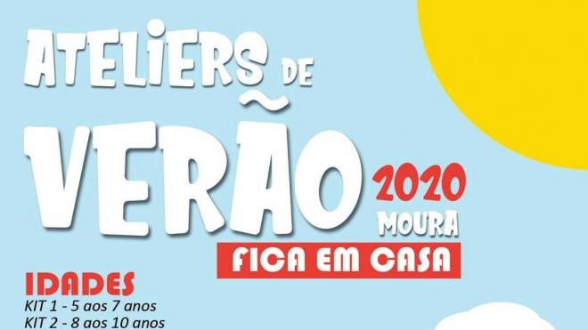 Câmara de Moura distribui kits de atividades às crianças do concelho