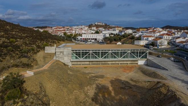 Câmara de Mértola continua com execução de obras necessárias