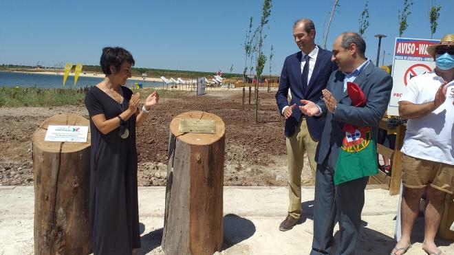 """""""Praia Fluvial de Beja significa sinergia da atividade primária com a turística"""""""