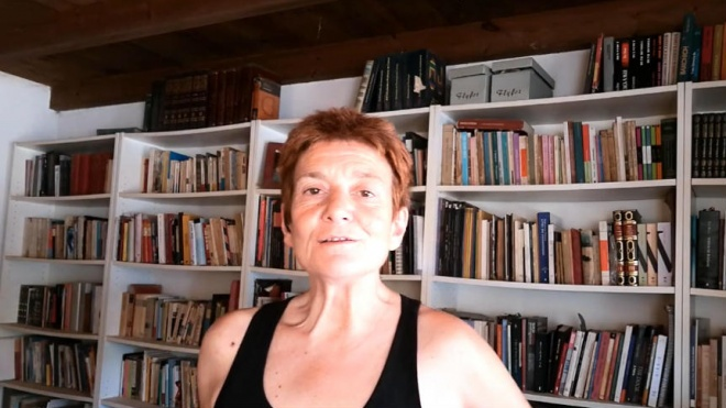 "Gisela Cañamero promove crowdfunding para lançar obra ""Skarin"""