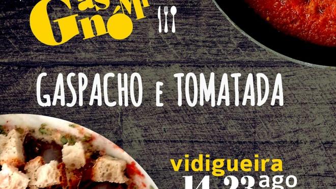 Semana Gastronómica do Gaspacho e da Tomatada na Vidigueira
