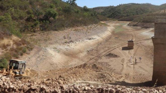 Ourique investe 20 mil euros na Barragem do Pomarinho