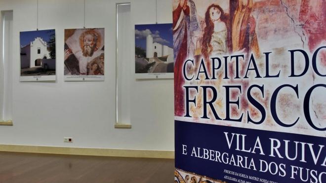 "Biblioteca de Cuba: sugere mostra ""Vila Ruiva, Capital do Fresco"""