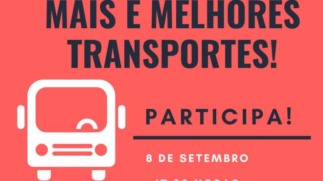 """""""Mais e Melhores Transportes"""" é tema de Tribuna Pública em Ferreira"""