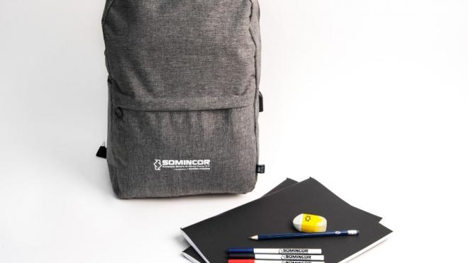 SOMINCOR oferece kits escolares aos alunos do concelho de Mértola