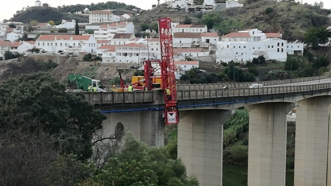 """""""Intervenções no Abastecimento de Água e Águas Residuais de Mértola"""""""