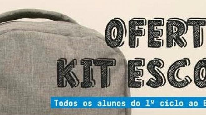 """Câmara de Beja revela que oferece """"Kits Escolares aos alunos do concelho"""""""