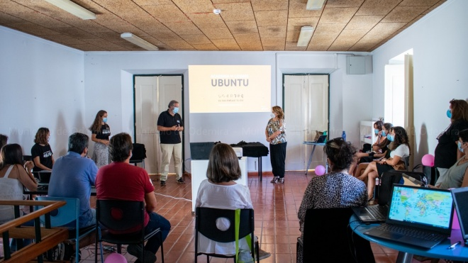 Academia de Líderes Ubuntu - Escolas chegou a Odemira