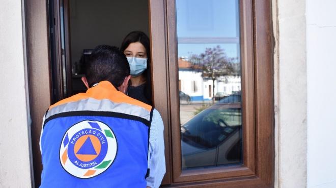 Aljustrel reforça medidas para prevenção da Covid-19