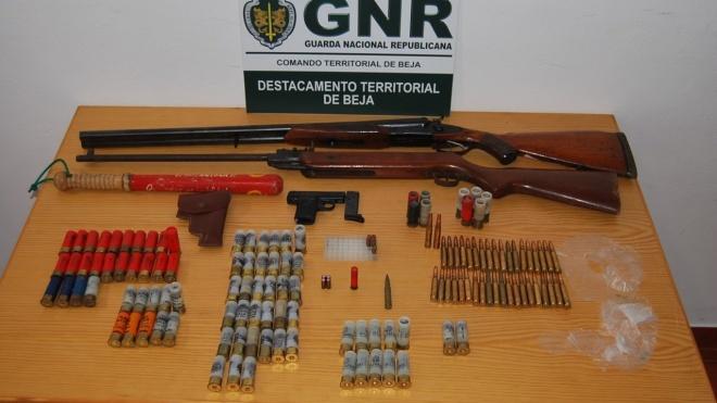 GNR de Beja deteve um indivíduo por violência doméstica