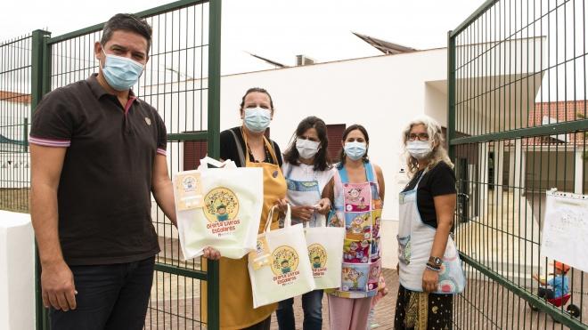Mértola entrega cadernos de atividades a todos os alunos do concelho