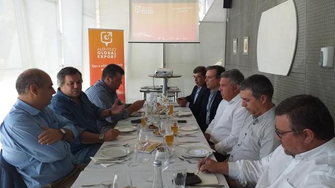 """""""Alentejo Global Export – rumo à internacionalização"""""""