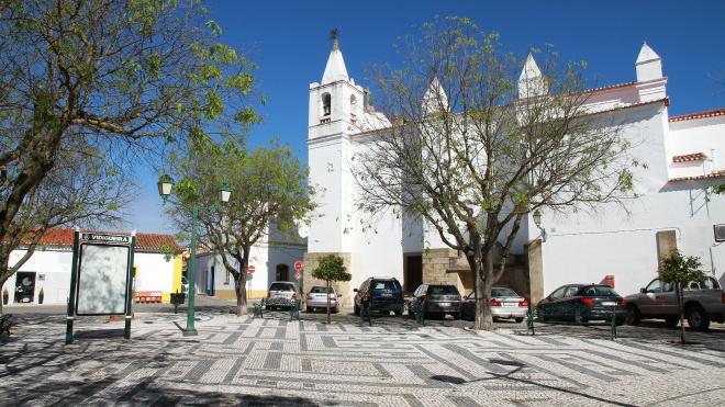 Câmara de Vidigueira requalifica Praça da República