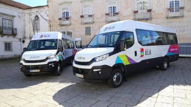 """Câmara de Beja assegura """"transporte em viaturas próprias a alunos"""""""