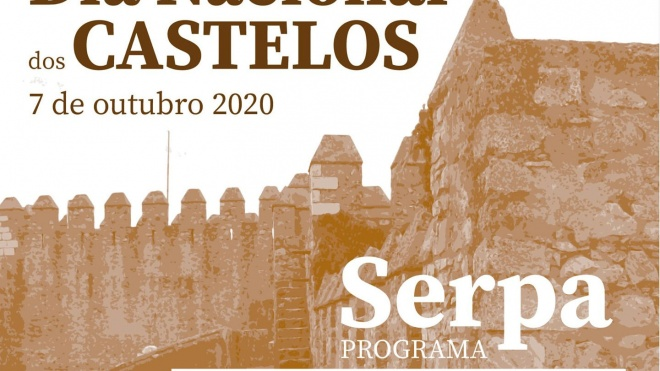 Serpa realiza hoje visitas guiadas ao Castelo