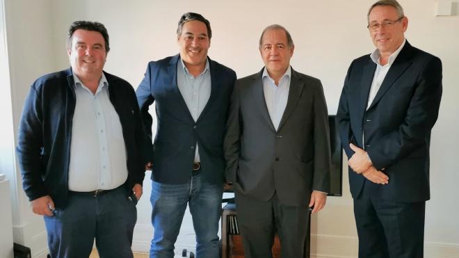 Observatório do Baixo Alentejo reuniu-se com António Costa e Silva