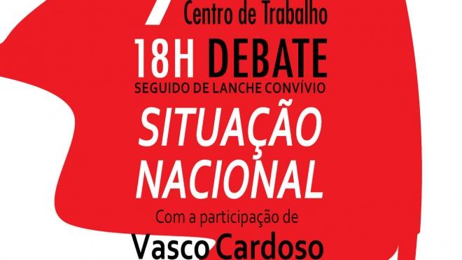 """PCP: Cuba recebe debate sobre """"Situação Nacional"""""""