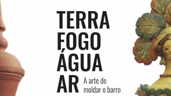 """""""Barro:Terra/Fogo/Água e Ar"""" no Centro UNESCO/Beja até ao final deste mês"""