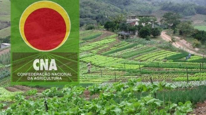 Manifestação da CNA pretende reclamar melhores políticas para o setor da agricultura familiar