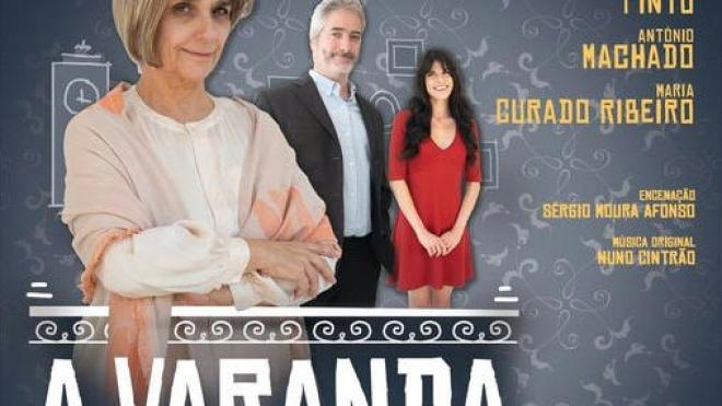 """Pax Julia recebe hoje o espetáculo """"A Varanda"""""""