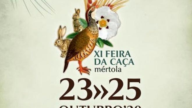 Feira da Caça é já no próximo fim de semana em Mértola