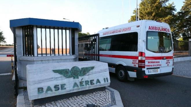 Mansão de São José: 107 infetados. 8 utentes no Hospital. 53 na Base Aérea. 27 no Lar
