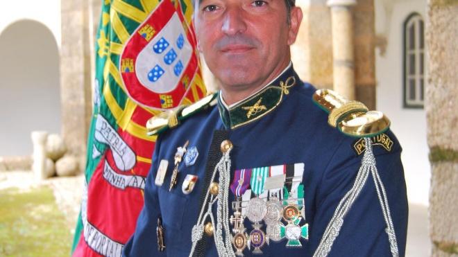 Tomada de Posse do novo Comandante do Comando Territorial de Beja