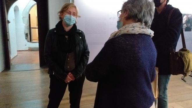 PCP: deputada Sandra Pereira auscultou no distrito consequências da pandemia em diversos setores