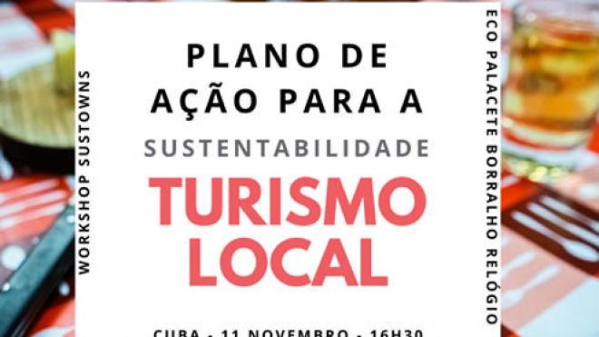"""Cuba: sessão sobre """"Plano de Ação para o Turismo Local Sustentável"""""""