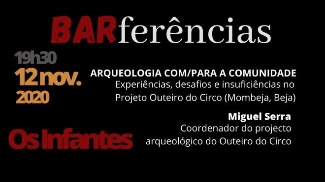 """""""Arqueologia com/para a comunidade"""" é tema de debate em Beja"""