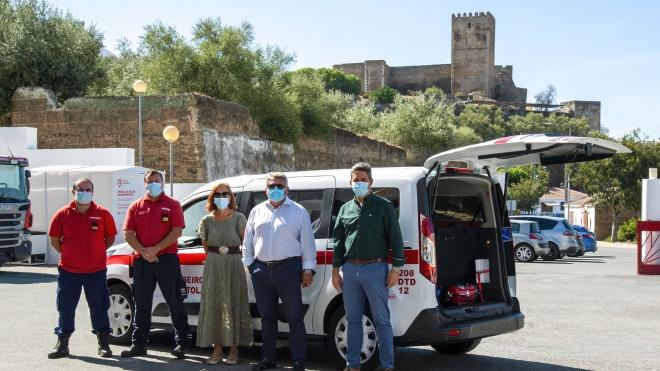 Mértola renova protocolo de colaboração com os Bombeiros Voluntários e reforça apoio