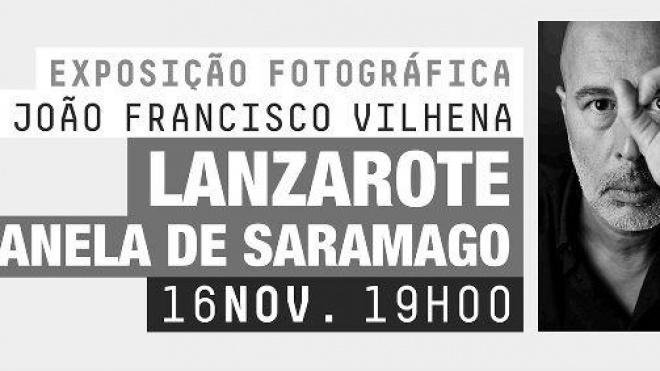 """Biblioteca de Beja recebe exposição """"Lanzarote - A Janela de Saramago"""""""