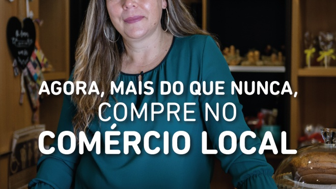 "Odemira: ""Natal é no Comércio Local"""