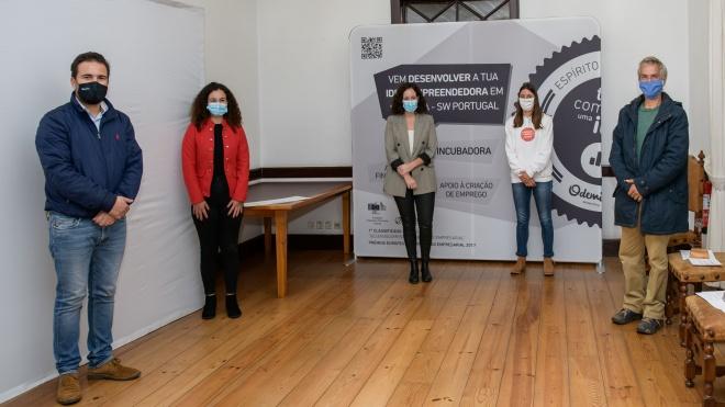 Odemira Empreende já atribui 1 milhão de euros a projetos locais