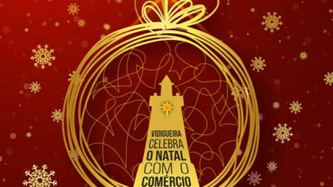 Vidigueira: celebra o Natal com o Comércio Local