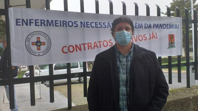 SEP: 150 enfermeiros no Alentejo e 50 na área da ULSBA com vínculo precário