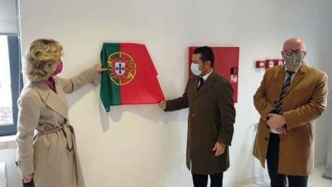 Ministra Ana Abrunhosa inaugurou e visitou obras no concelho de Aljustrel