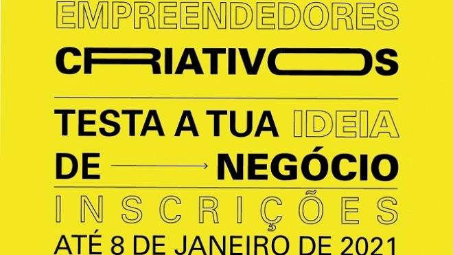 Candidaturas ao Programa de Apoio ao Empreendedorismo Criativo