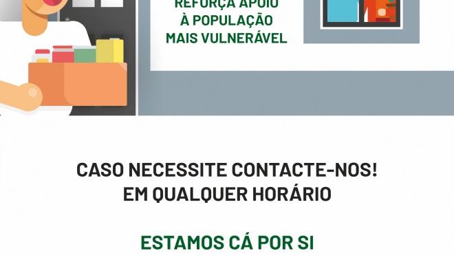 """Vidigueira: Câmara reforça """"apoio à população mais vulnerável"""""""
