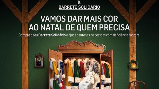 Município de Ourique faz parceria natalícia com a Associação Salvador