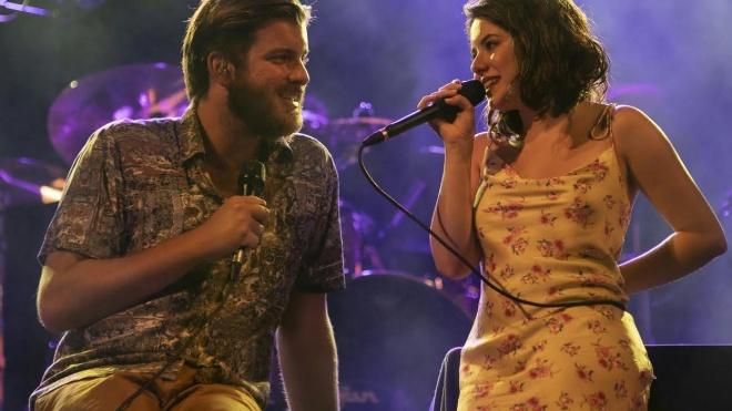 Barbara Tinoco e Tiago Nacarado atuam hoje em Beja no Pax Julia
