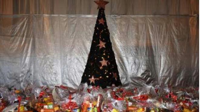 Aljustrel: Câmara entregou cabazes alimentares de Natal a famílias mais vulneráveis do concelho