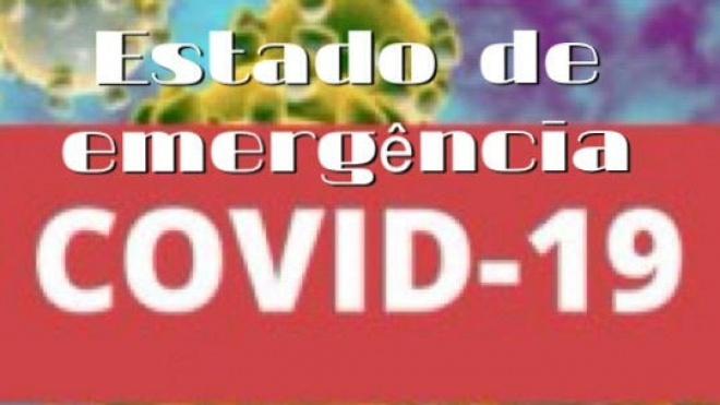 Novo Estado de emergência entra em vigor amanhã e lista de concelhos é revista hoje
