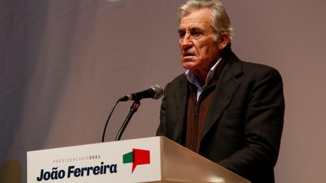 Jerónimo de Sousa apelou ao voto na candidatura de João Ferreira em Aljustrel