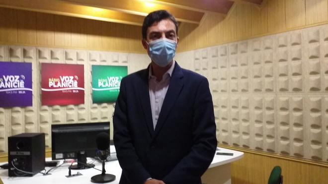 """Presidenciais 2021: Tiago Mayan diz que é """"alternativa liberal"""" a todos os outros candidatos"""