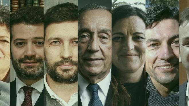 Os portugueses escolhem hoje o novo presidente da República