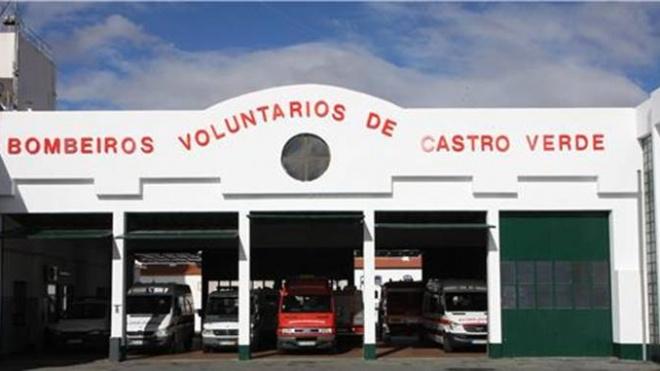 Câmara de Castro Verde reforça apoios aos Bombeiros e Cruz Vermelha
