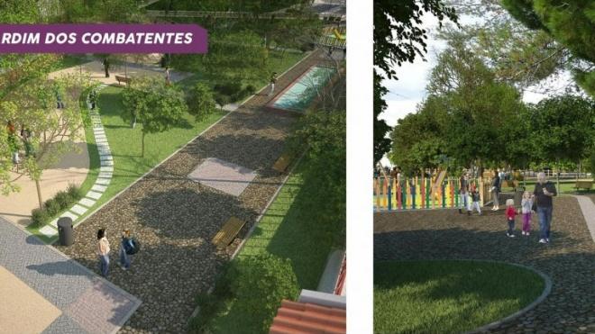 Cuba: obras de requalificação no Jardim dos Combatentes e no Centro Cultural de Vila Alva